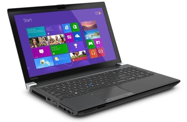 Toshiba Tecra W50 4K Laptop