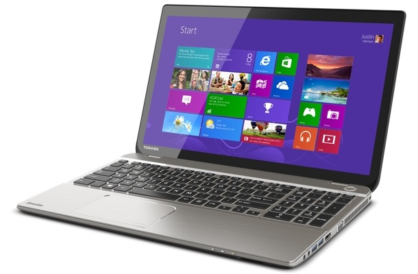 Toshiba Satellite P55t 4K Laptop