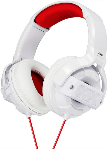 JVC HA-55x Over-ear Headphone White