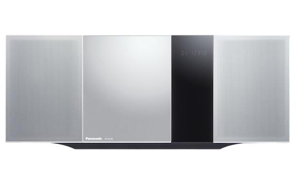 Panasonic SC-HC39 Compact Stereo System
