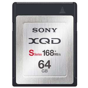 SONY ELECTRONICS XQD MEMORY CARD