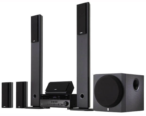 Home theater in a box reviews news for Yamaha htib review