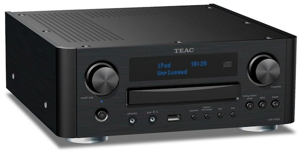 Teac Cr H700i Dab Network Cd Stereo Receiver With Airplay