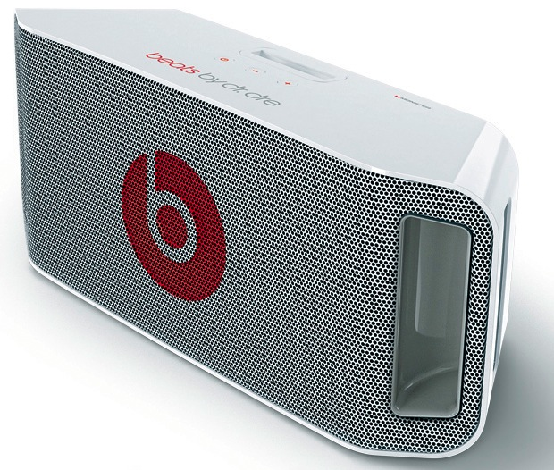beats  dr dre beatbox portable ipod speaker dock ecousticscom