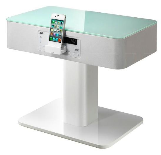 JVC NX-BX3 IPod Speaker Dock / Stand