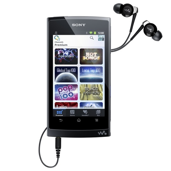 Sony Walkman Z Mobile Entertainment Player - ecoustics com