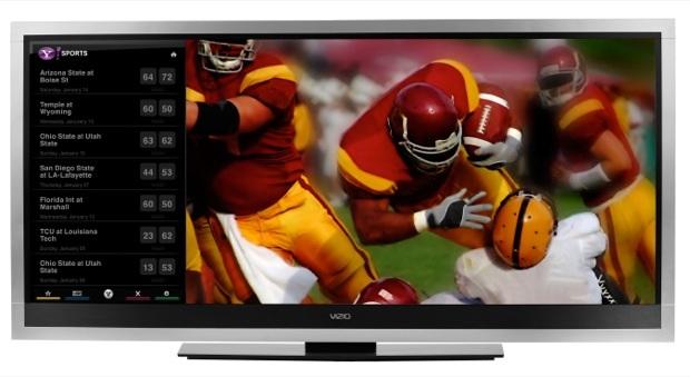 VIZIO CINEMAWIDE(TM) HDTVS