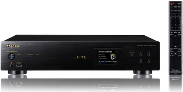 Pioneer Elite N 30 And N 50 Network Audio Players