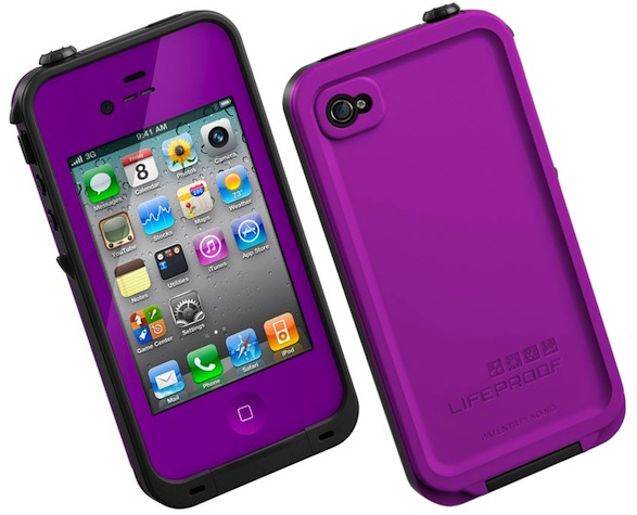 Lifeproof Waterproof Iphone 4s Case Ecoustics Com
