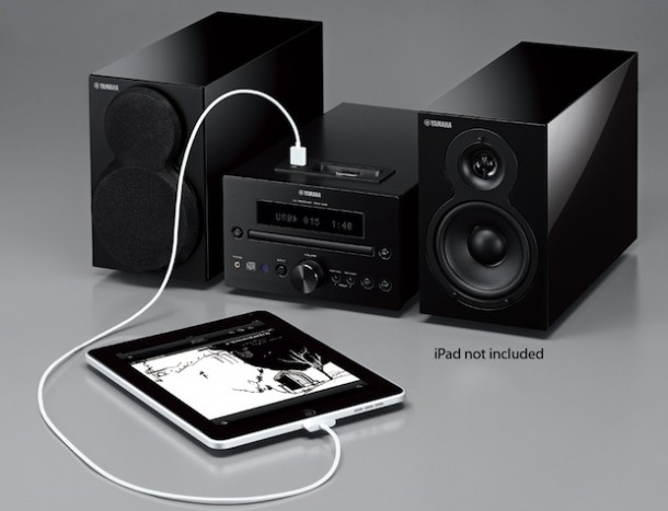 Yamaha Mcr 332 And Mcr 232 Mini Audio Systems With Ipod