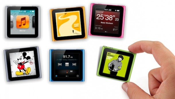 how to connect wireless headphones to apple ipod nano