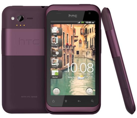 HTC CORPORATION RHYME