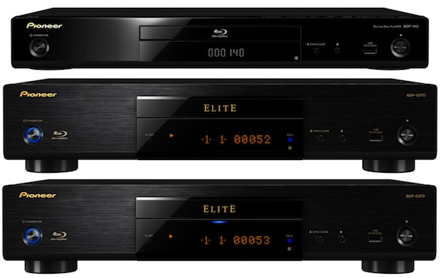 Pioneer BDP-140 Blu-ray Disc Player Driver Windows