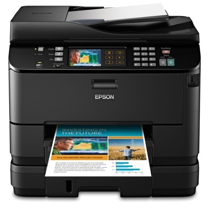 EPSON AMERICA, INC. WORKFORCE PRO WP-4540