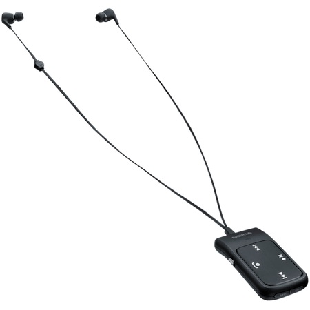 Where To Buy Auvio Outbound Series Sport Earbuds With Microphone (Black)