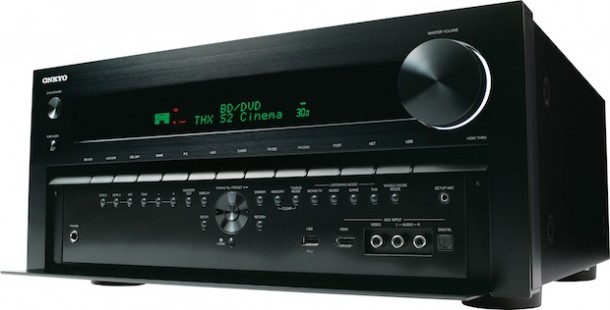 Onkyo tx nr809 thx select2 plus networking a v receiver for Onkyo or yamaha receiver