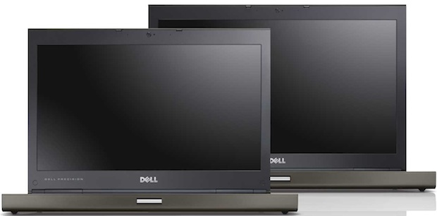 Precision M4600 and M6600 Mobile Workstations