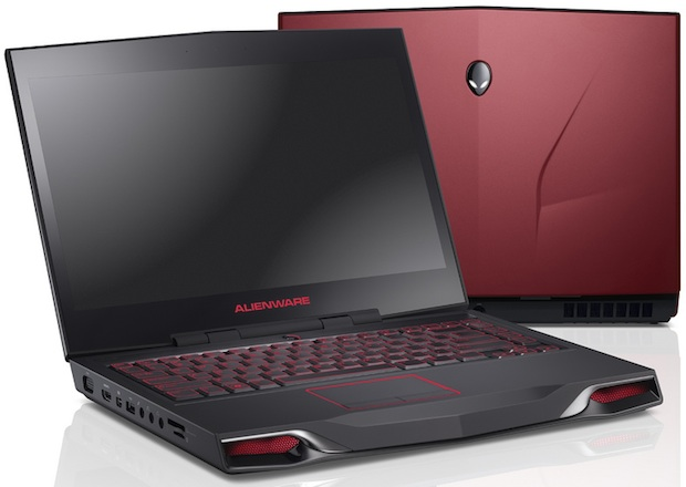 Alienware M14x Notebooks