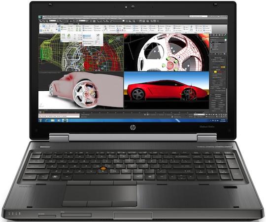 HP EliteBook 8460w Mobile Workstation AMD VGA Windows 8 X64