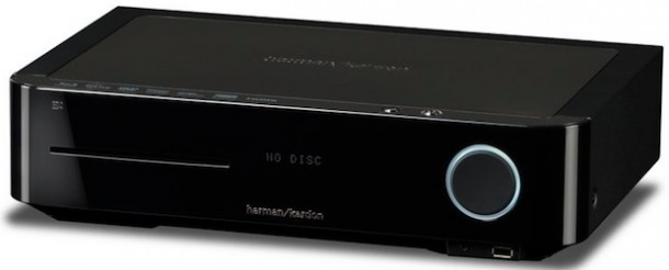 Harman Kardon Bds 2 Blu Ray Player Av Receiver Ecoustics Com