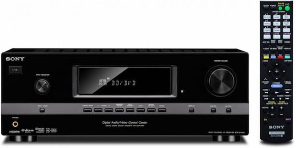 sony str dh520 7 1 channel av receiver. Black Bedroom Furniture Sets. Home Design Ideas