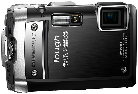 Olympus Tough TG-810 Waterproof Digital Camera - ecoustics com