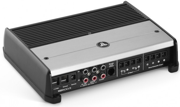 JL Audio XD5003 Car Amplifier  ecoustics