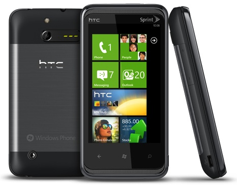 htc arrive windows 7 smartphone sprint ecoustics com rh ecoustics com Sprint HTC 4G Phone Sprint HTC EVO 4G Battery