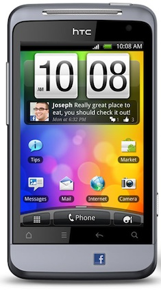 HTC CORPORATION ONE-TOUCH FACEBOOK PHONES