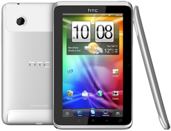 HTC CORPORATION FLYER HTC SENSE TABLET