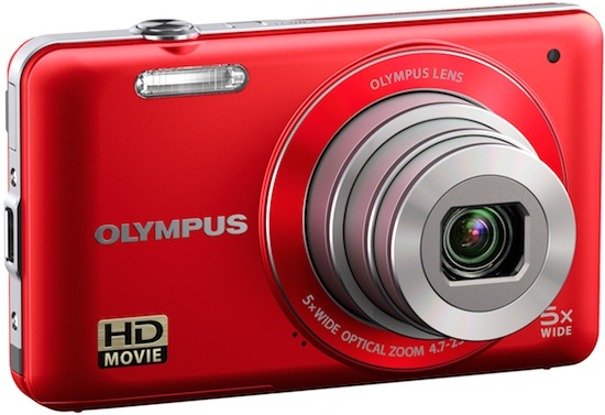 olympus has introduced the olympus vg 120 the first in a new line of pocket friendly creativity enabling and budget conscious digital cameras aimed at - Olympus Digital Camera