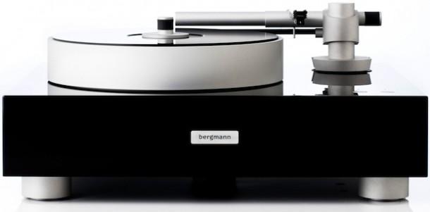 Bergmann Audio Sleipner Airbearing Turntable With
