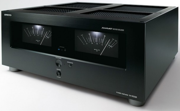 Grand C Max Deals >> Onkyo M-5000R Power Amplifier - ecoustics.com