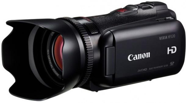 canon vixia hf g10 camcorder ecousticscom
