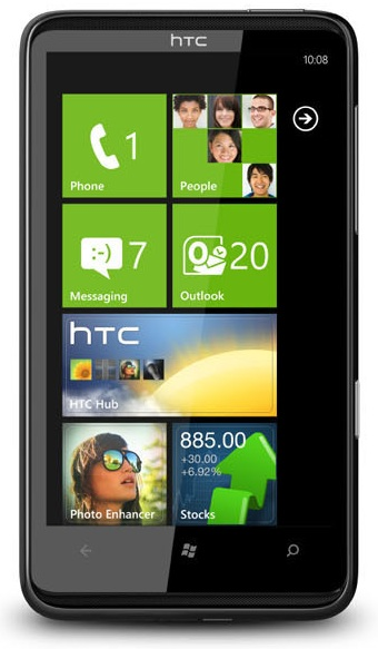 HTC CORPORATION WINDOWS PHONE 7