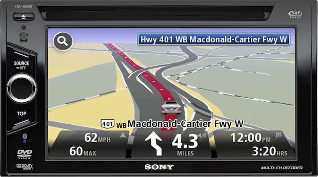 Pioneer AVIC-F Series Car Navigation Systems Announced - ecoustics com