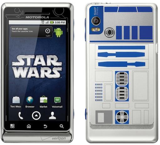 Motorola DROID R2-D2 Smartphone - ecoustics com