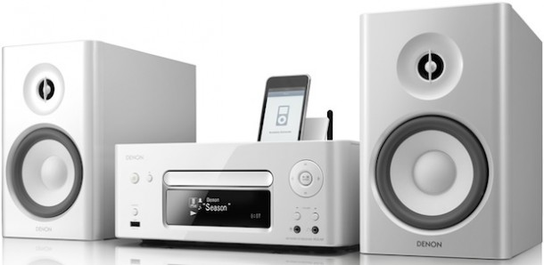 Denon N7 Network Music Mini System Ecoustics Com