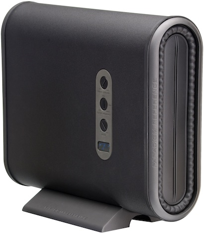 Paradigm Electronics Inc Announced The Milleniasub A Reference Subwoofer In Unconventional Design That Boasts Performance And Affordability All In One