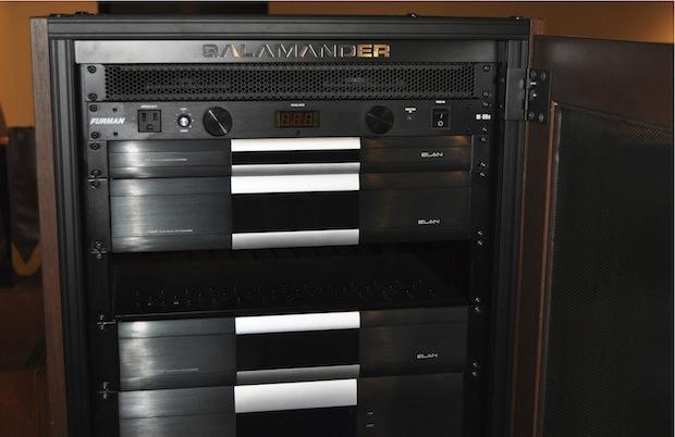 salamander pro audio rack mount - ecoustics