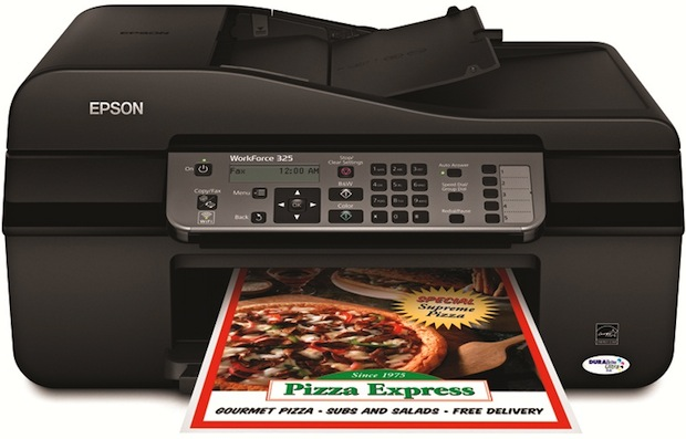 Epson WorkForce 320 Printer Download Driver