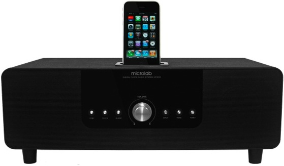 microlab md ipod speaker dock ecousticscom