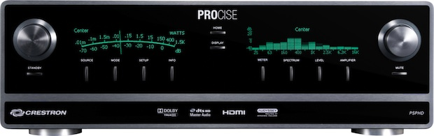 Crestron PROCISE PSPHD Surround Sound Processor