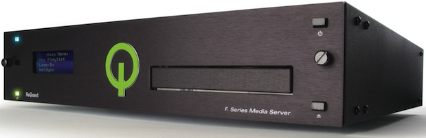 Request F Series Media Server Updated