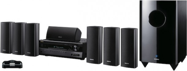 Onkyo Ht S6300 And Ht S7300 Home Theater In A Box Systems
