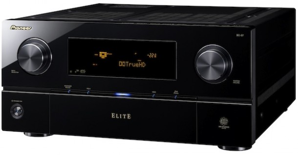Wireless Car Speakers >> Pioneer Elite SC-37 A/V Receiver - ecoustics.com