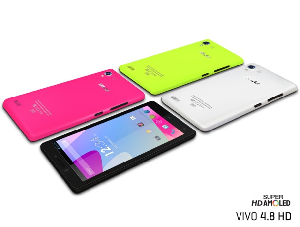 BLU PRODUCTS VIVO 4.8 HD