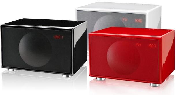 Geneva M Wireless Speaker Colors