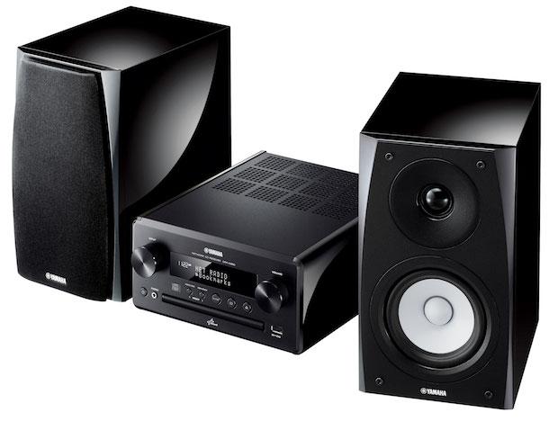 Yamaha MCR-N560 Micro Component System