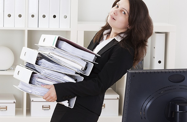 Get Organized: Tips for Going Paperless